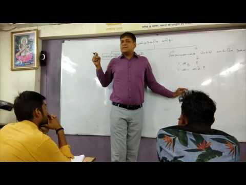 How to CRACK GPSC Prelims Exam 2017 by MAYUR DUBEDI SIR, MANAS ACADEMY, Ahmedabad