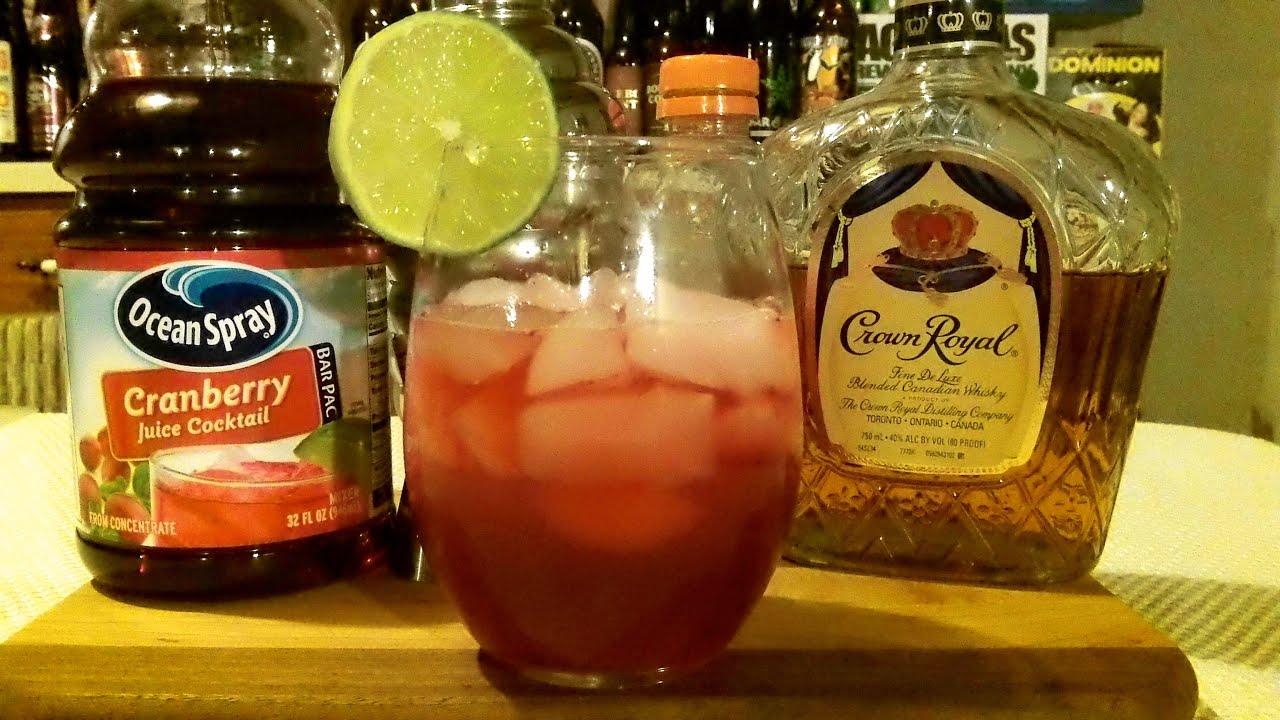 Cape Cod Mixed Drink Recipe