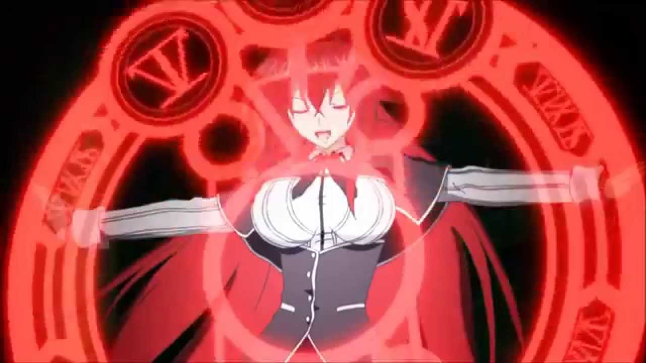High school dxd hero ep 9 - 3 5