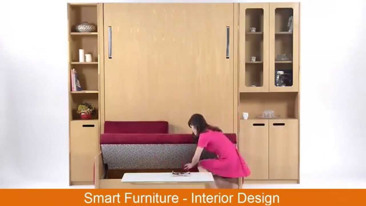 Smart furniture interior design youtube for Smart furniture and decor