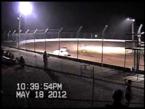 Doe Run Raceway Mini Stock Feature-May 18,2012