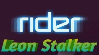 Проходим 9 и 10 уровень в игре|Rider #3