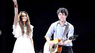 Nick Jonas Admits Lyrics To 'Wedding Bells' Were About Miley Cyrus!