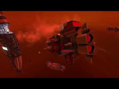 Azazel Weapons Tests - BrickSpace Custom Edition mod for Homeworld Remastered |