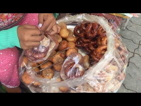 Walk Around Market Food In Asia - Daily Food In Phnom Penh Market - Cambodia(country)