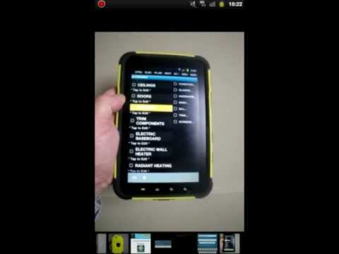 Phone3D overview  on Android - User video