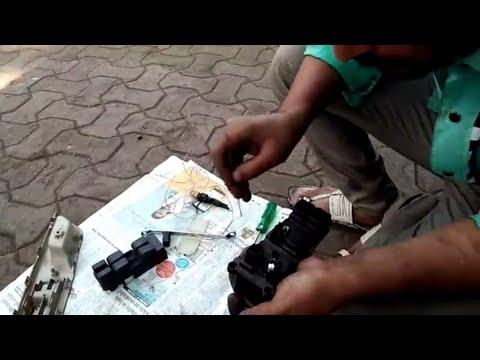 how to repair car power window switch on maruti suzuki
