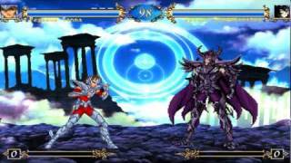 Saint Seiya : MUGEN Edition [The Lost Canvas]