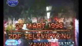 1998 ZDF Kanalında Yayınlanan Yarışmada İstiklal Marşına Gösterilen Saygı