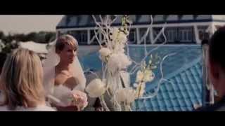 Флористика и декор. Оформление свадьбы в ресторане Паруса.