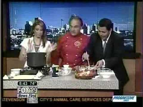 The Singing Chef, Andy LoRusso