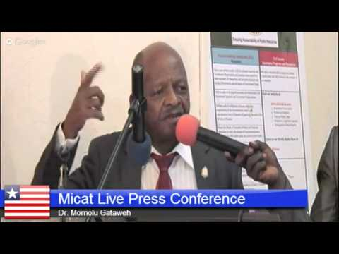 Ministry of Information Live Press Conference