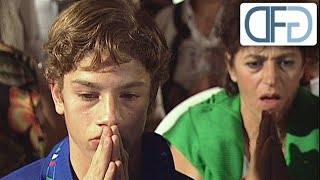 Reactions on 1994 World Cup Final Brazil Italy shot in 40 countries