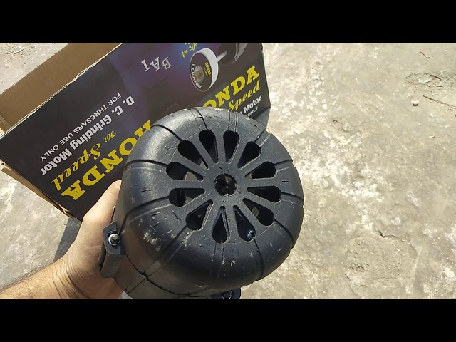 Honda Speed DC Grinding Motor  By Preet Agro Call:-+91-8837513821/9413068842