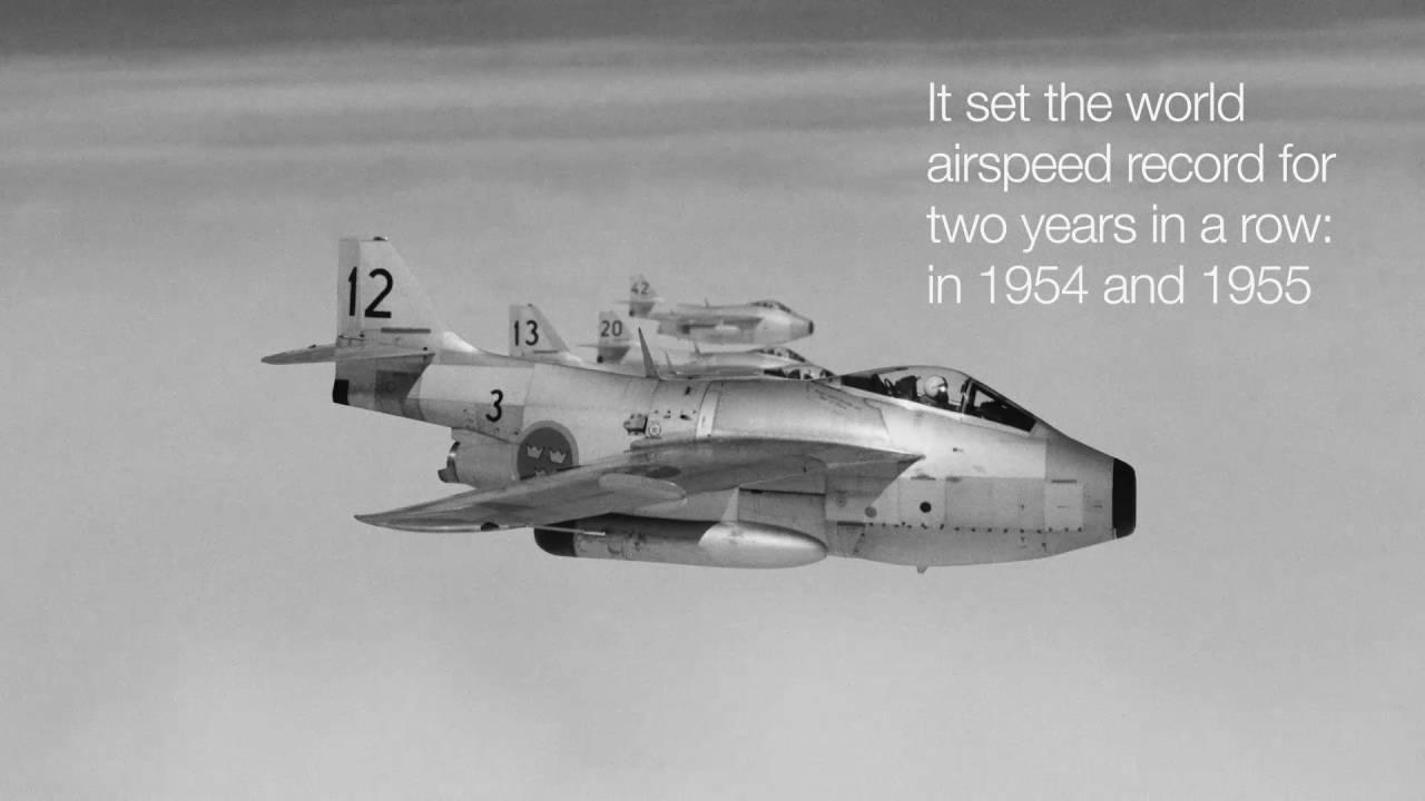 Vídeo / SAAB: Aeronaves Históricas