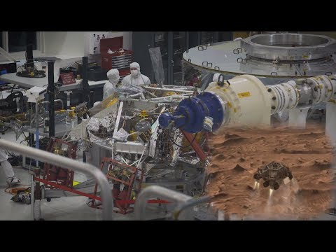 Mars 2020 Rover Build Update