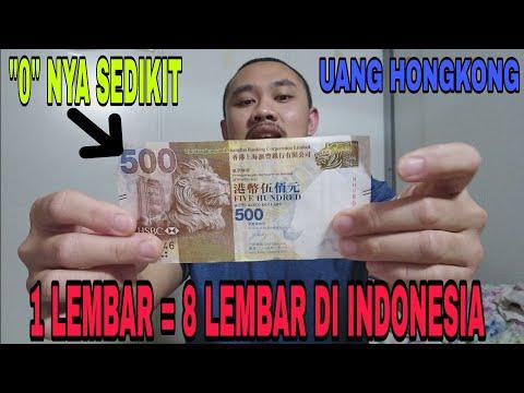 MATA UANG HKD HONGKONG  DOLLAR | MENGENAL MATA UANG HONGKONG | REVIEW UANG HONGKONG DAN NILAI TUKAR