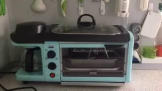 Нужен ли такой прибор на кухне? Мини-печь 3 в 1.