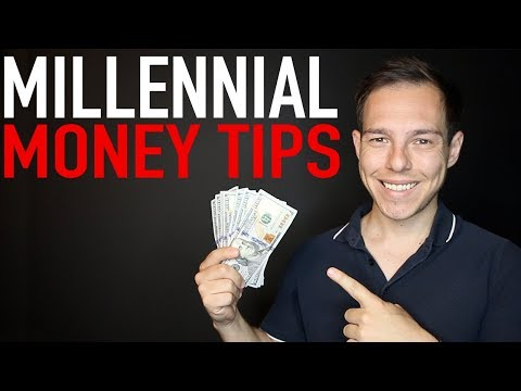 Millionaire Financial Advice For 18-35 Year Olds | Millennial Money