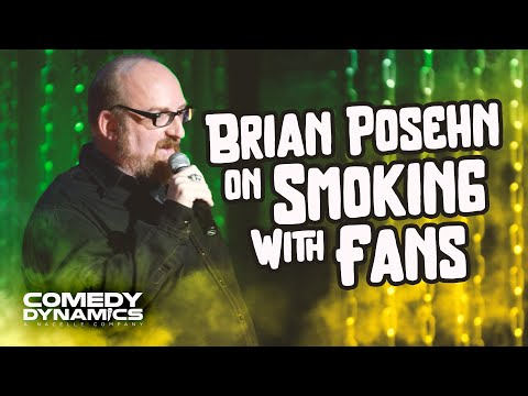 Brian Posehn: The Fartist - Smoking With Fans