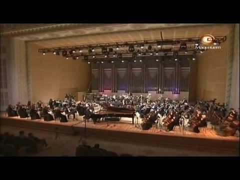 Naryn Kazhgali - S.Rachmaninov Piano Concerto No.2, Vag Papyan, Almaty Symphony Orchestra