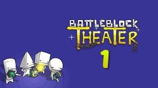 Redo?   BattleBlock Theater Moments #1 thumbnail