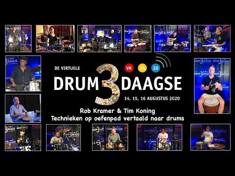 D3D workshop drums