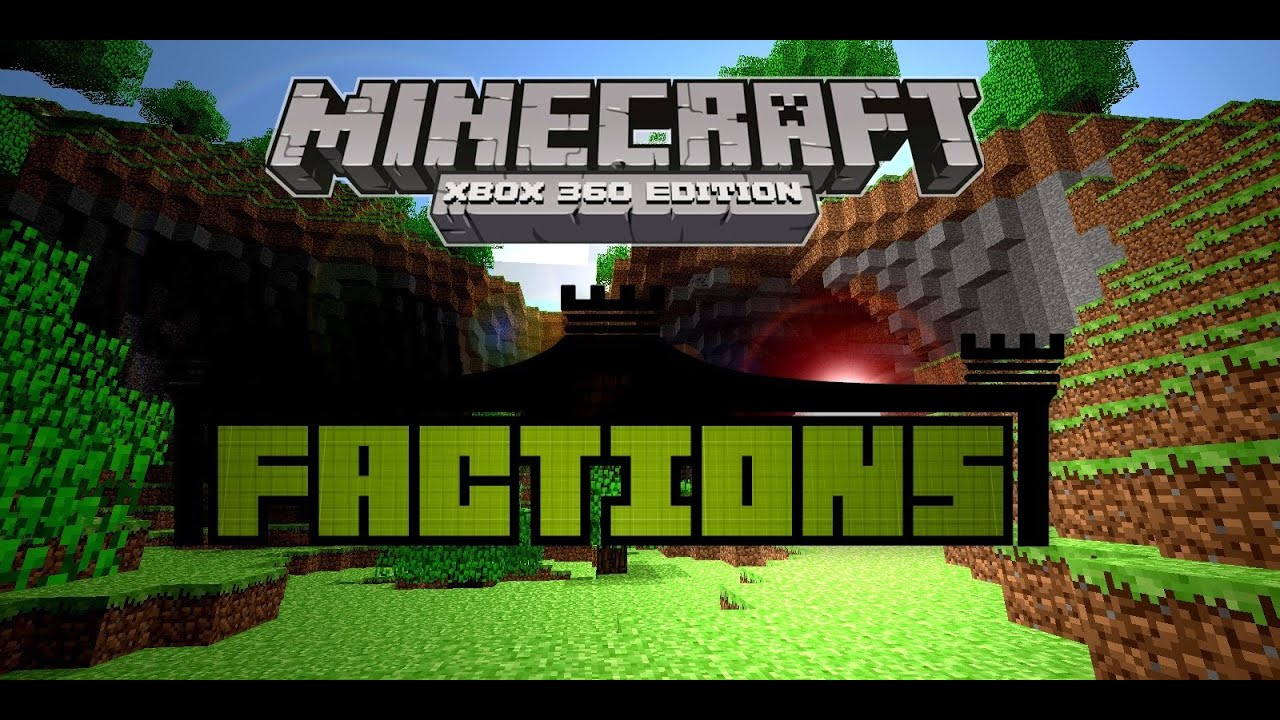 minecraft how to create a faction server