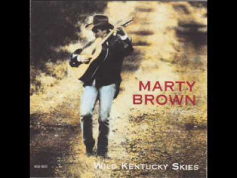 Marty Brown ~ Freight Train