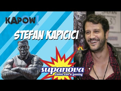 Stefan Kapicic interview (Colossus)