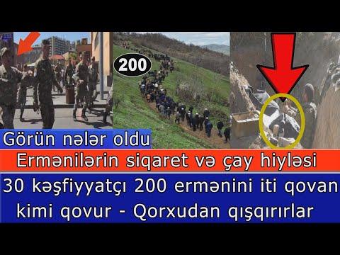 30 azerbaycanli 200 ermenini it kimi qovur - Görün neler oldu