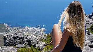 Der Tafelberg in Südafrika - Kapstadt von oben - Weltreise   VLOG #161