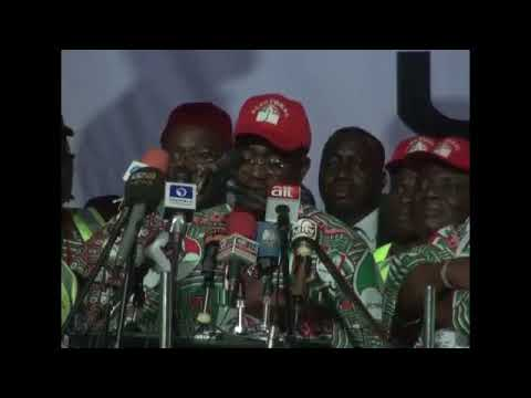Secondus Emerges New PDP Chairman