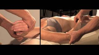Fascial & Membrane Technique - Treatment of the Arm with Peter Schwind, Ph.D., HP - Video Clip #4