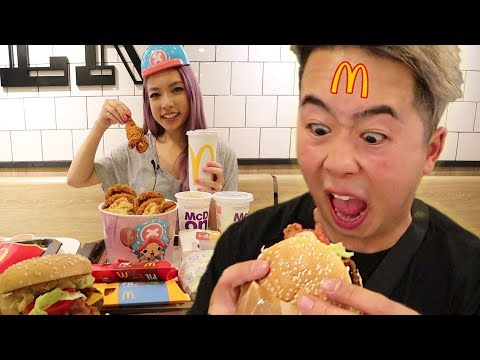 One of the BEST McDonald's in Asia | THAILAND