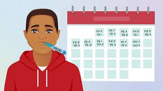 Animation: Why is fever tracking important? Learn how to track your body temperature
