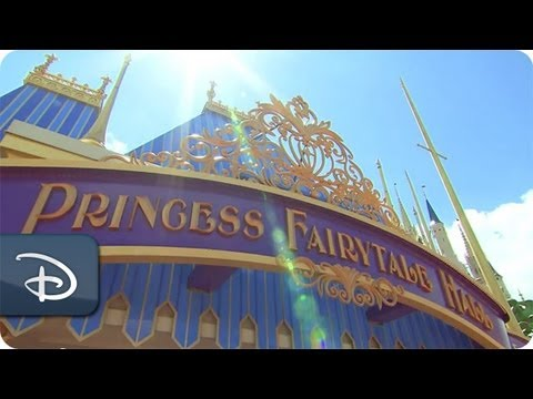 Princess Fairytale Hall at Magic Kingdom Park | Walt Disney World