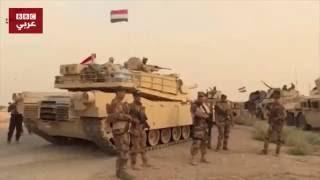 "حصري لبي بي سي: ""المقاومة"" داخل الموصل"