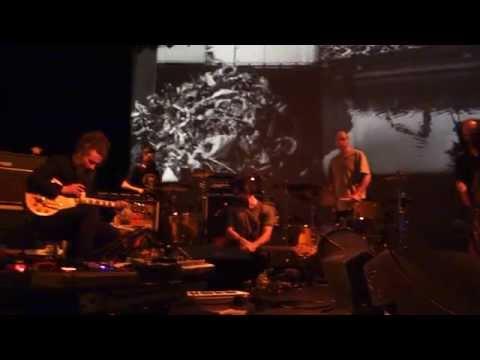 Godspeed You! Black Emperor - live Paris Bataclan 2015