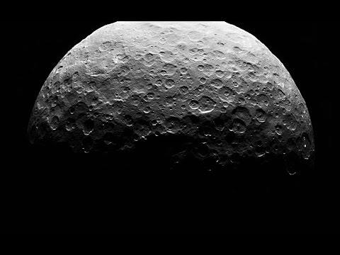 Карликовая планета Церера [Загадочные огни]