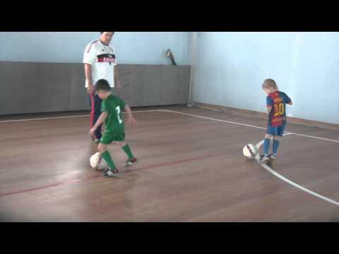 Футбольная тренировка Школы Дети футбола