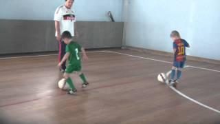 Футбольная тренировка Школы
