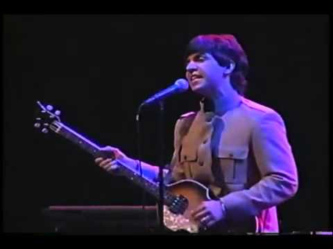 The Beatles - Girl (live)