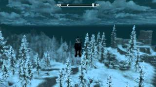 "Game Fails: Skyrim ""To a land beyond silence and shadow... a damp end"""