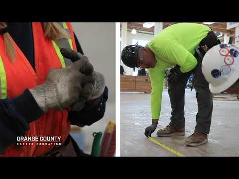 Orange County Community College Construction Program Student, Rocio