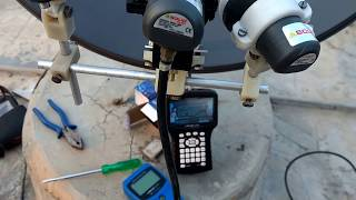 How to Install ABS Freedish and DD Freedish in single Dish antenna