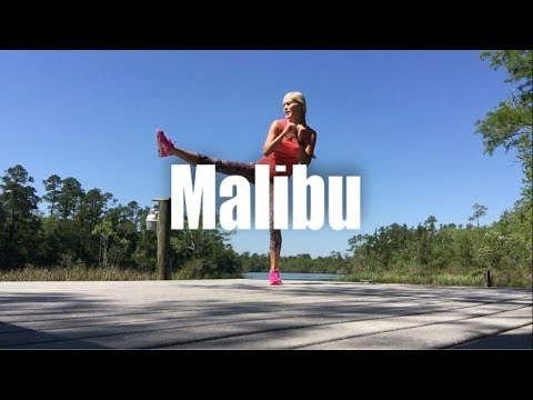 Miley Cyrus - Malibu | Cardio Party Mashup Fitness Routine