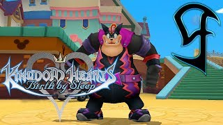 Kingdom Hearts Birth By Sleep Walkthrough Part 9 Terra Disney Town (Let's Play Gameplay)