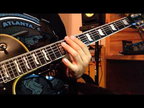 Memphis May Fire -Legacy guitar cover