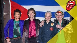 The Rolling Stones In Cuba! Jumpin